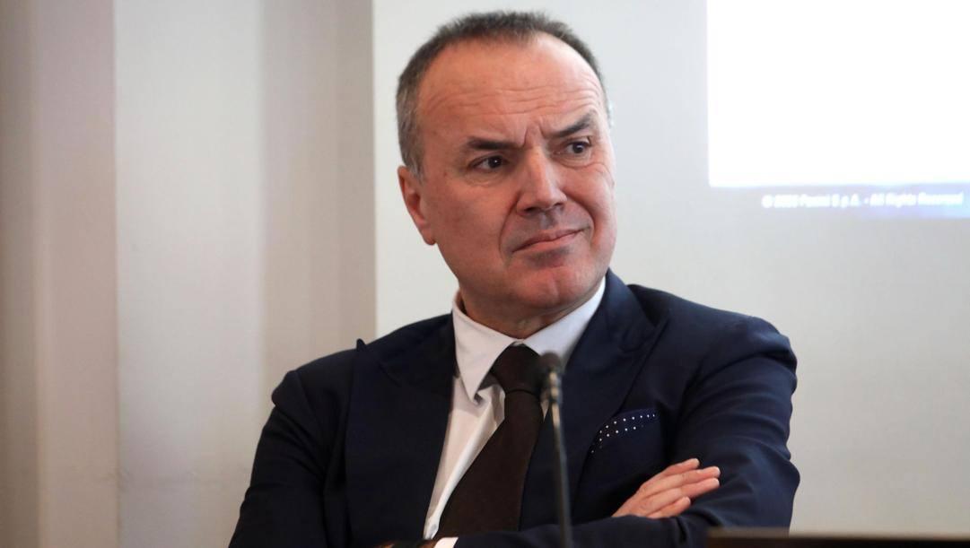 Mauro Balata, 56 anni. Ansa