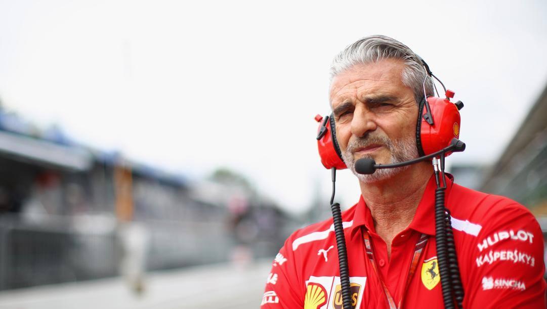Maurizio Arrivabene, 63 anni. Getty