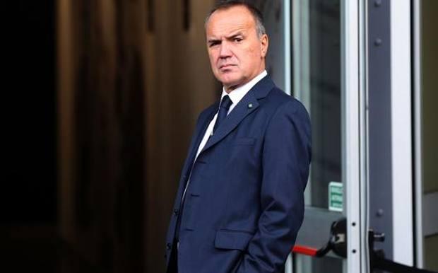 Il presidente della Lega serie B Balata. Getty