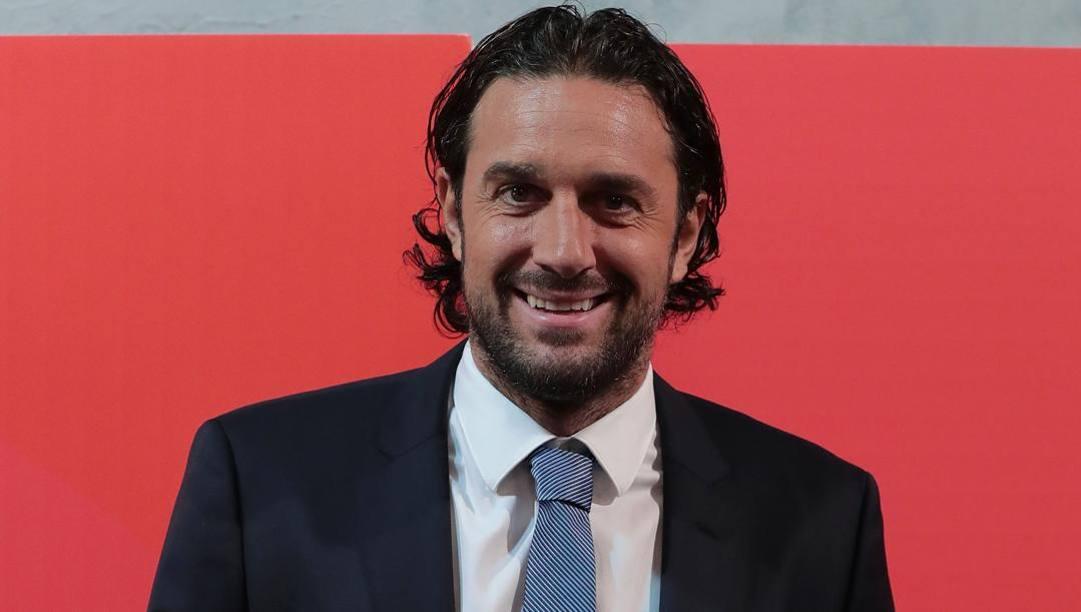 Luca Toni, 42 anni, ha giocato, da attaccante, fino al 2016. (Getty)