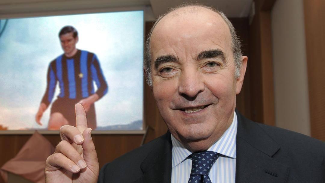 Mario Corso, 78 anni, leggenda dell'Inter BOZZANI