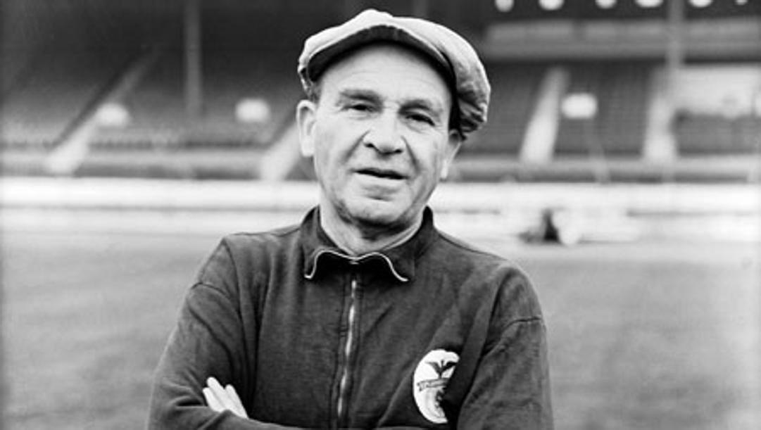 Bela Guttmann, grande allenatore anni '50 e '60.