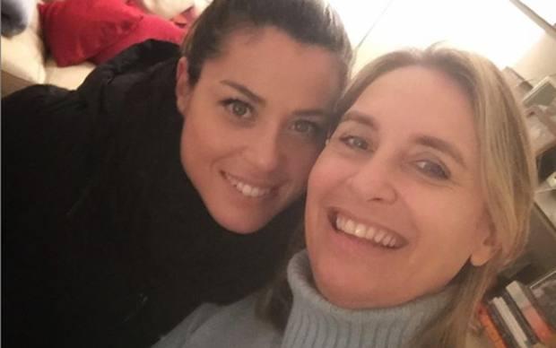 Laura Pasqua e la mental coach Nicoletta Romanazzi