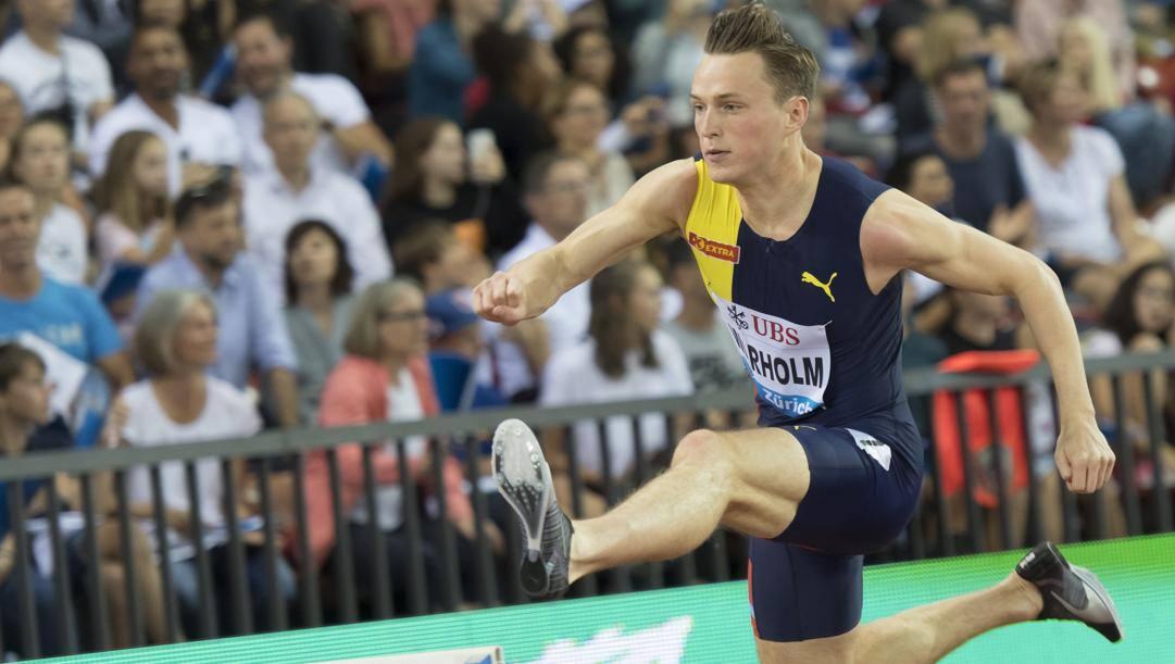 Karsten Warholm, 24 anni, 46'92 sui 400 hs nel 2019 AP