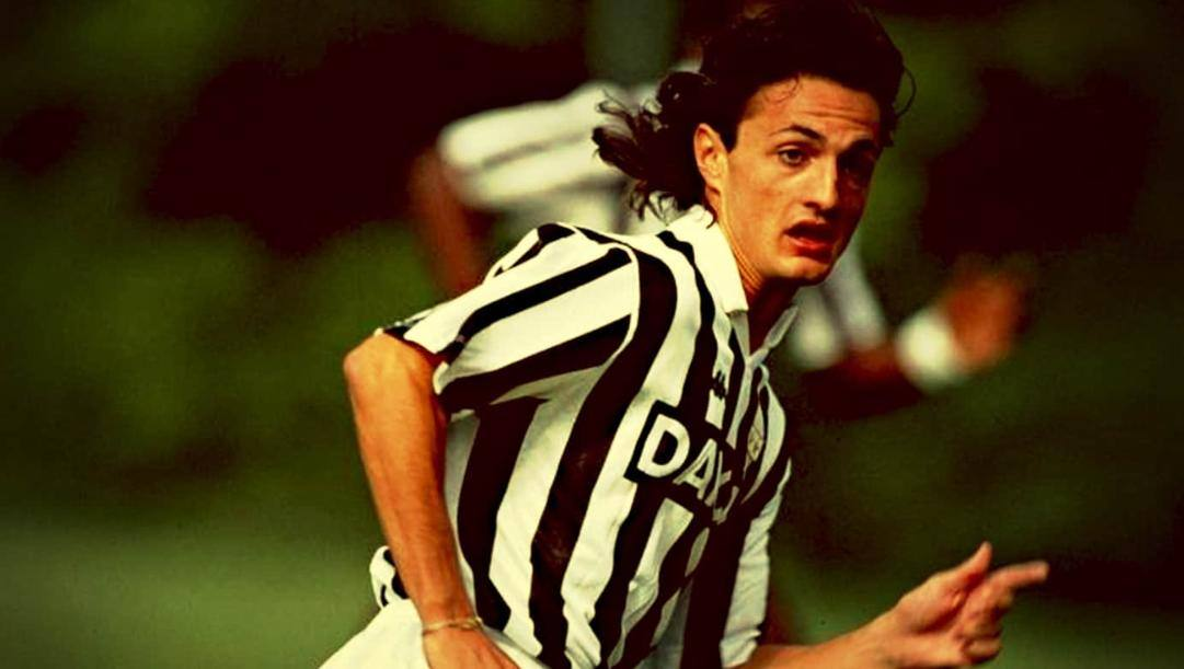 Andrea Fortunato, morto a 23 anni il 25 aprile 1995.