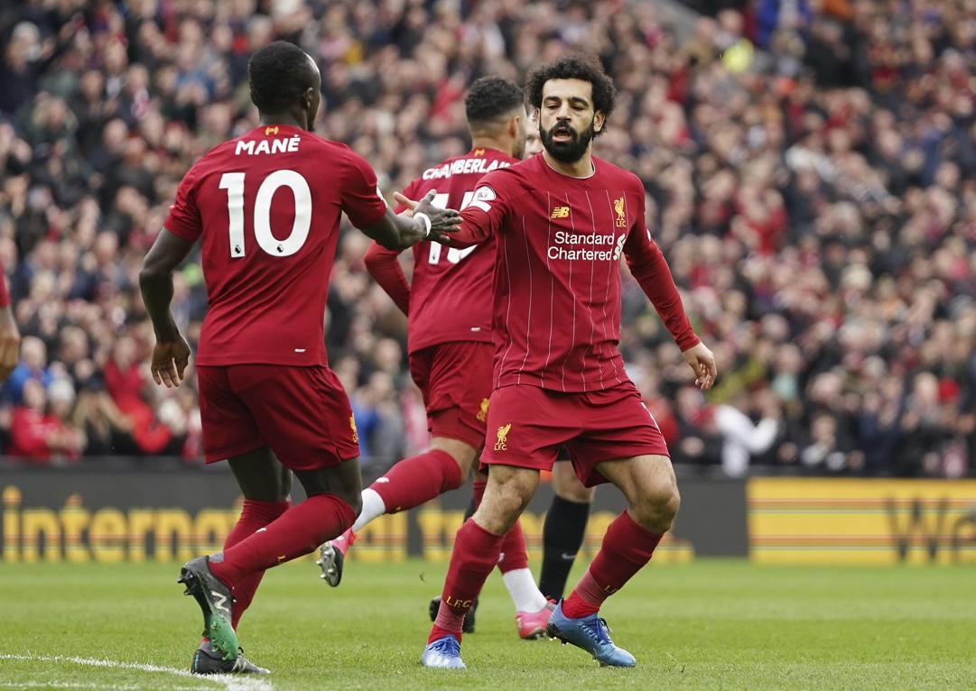 Il Liverpool spera di riprendere la marcia trionfale in Premier. Afp