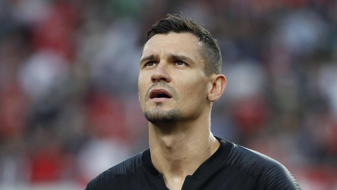 Dejan Lovren nel mirino della Lazio per la prossima stagione. Getty