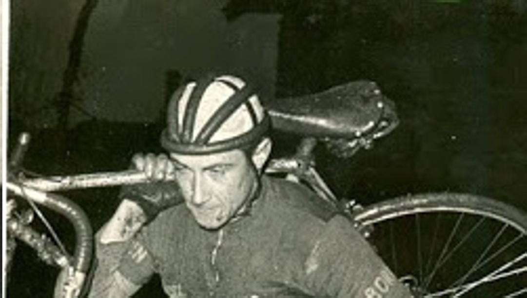 Una foto da ciclista di Ignazio Sattin.