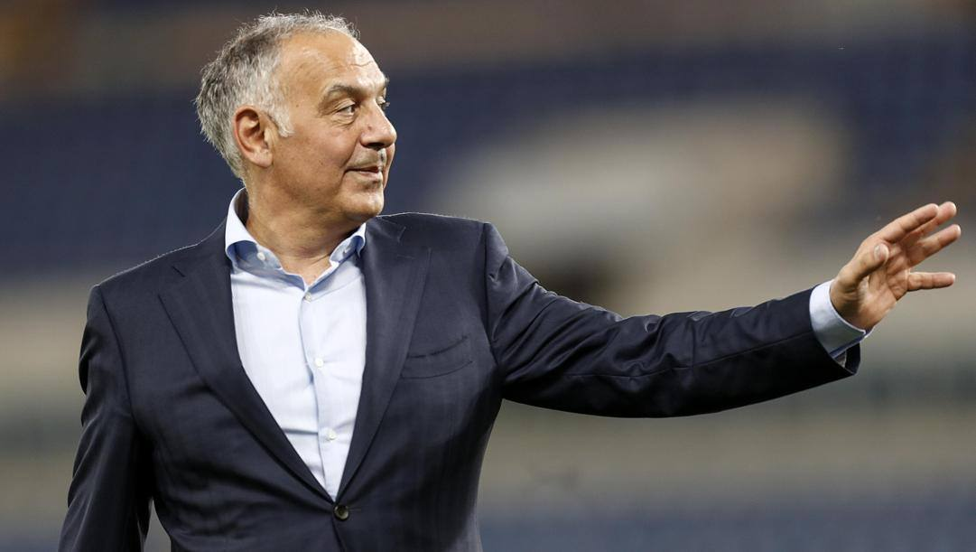 James Pallotta, 62 anni. Ansa