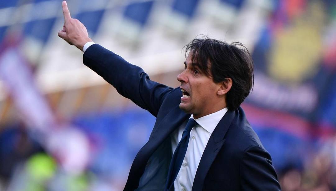 Simone Inzaghi, 44 anni. Lapresse