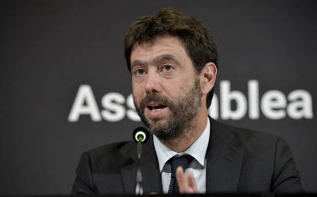 Andrea Agnelli, presidente della Juventus. Getty