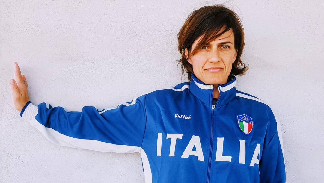 Ylenia Scapin, due volte bronzo olimpico a Atlanta '96 e Sydney 2000