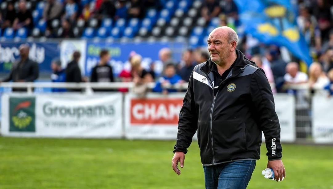 Bruno Luzi, 54 anni. Afp