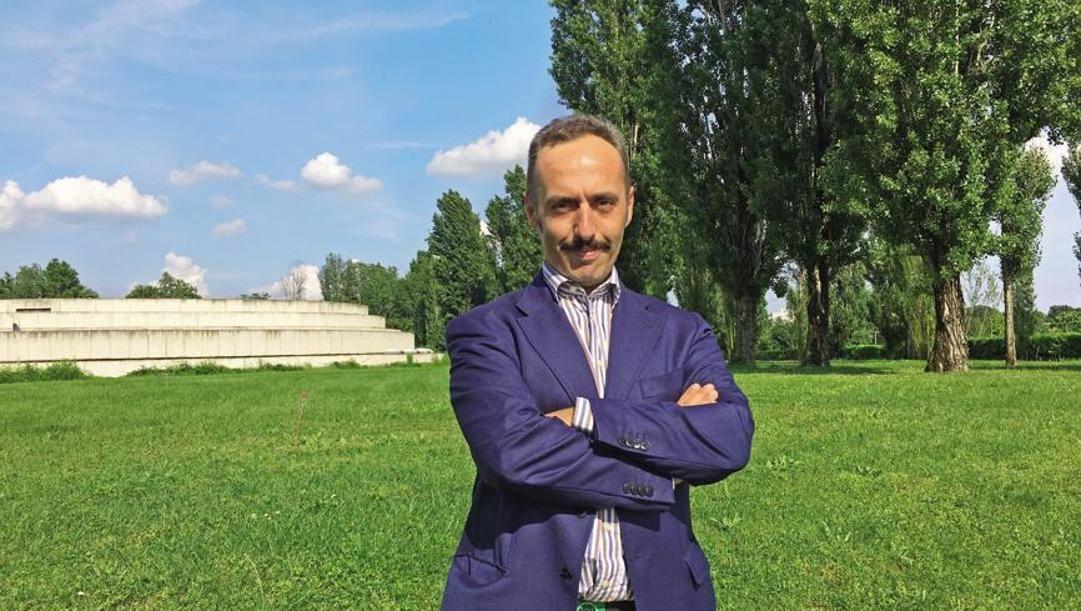 Enrico Brizzi, 45 anni