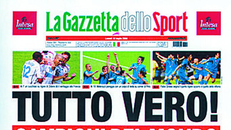 Nazionale di Calcio Italia e Mondiali 2018 Tutte le news