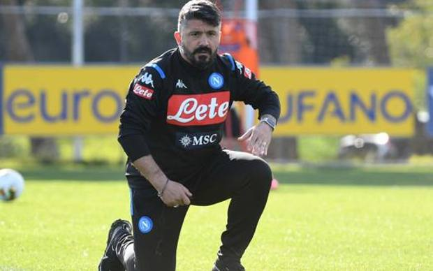 Rino Gattuso. Getty