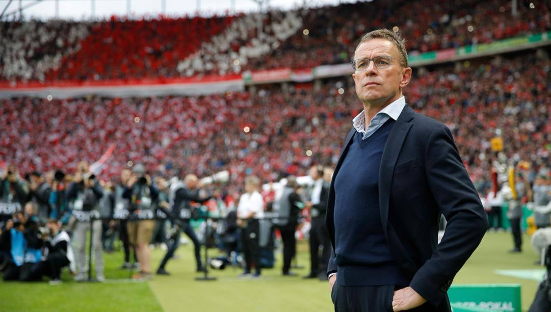 Ralf Rangnick sembra a un passo dal Milan. Afp