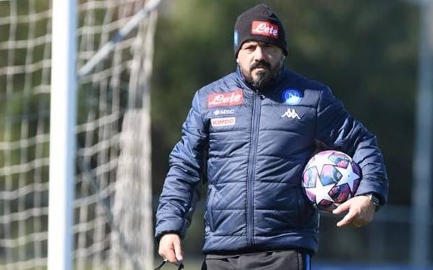 RIno Gattuso, 42 anni, da dicembre allenatore del Napoli. Getty
