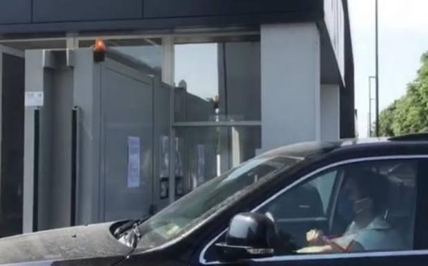 L'arrivo di Paulo Dybala alla Continassa