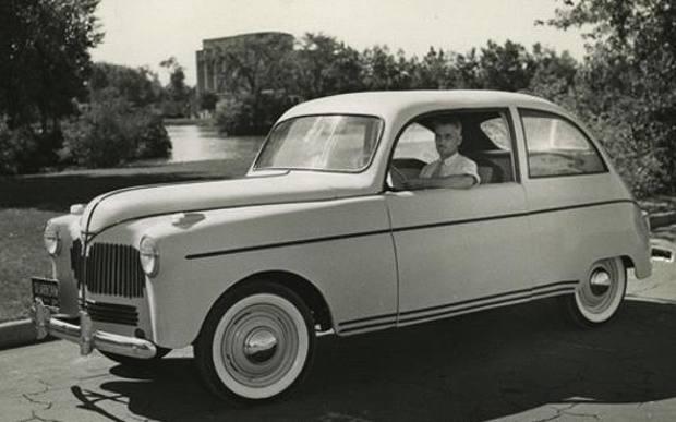 Il geniale prototipo della Hemp Car risale al 1941