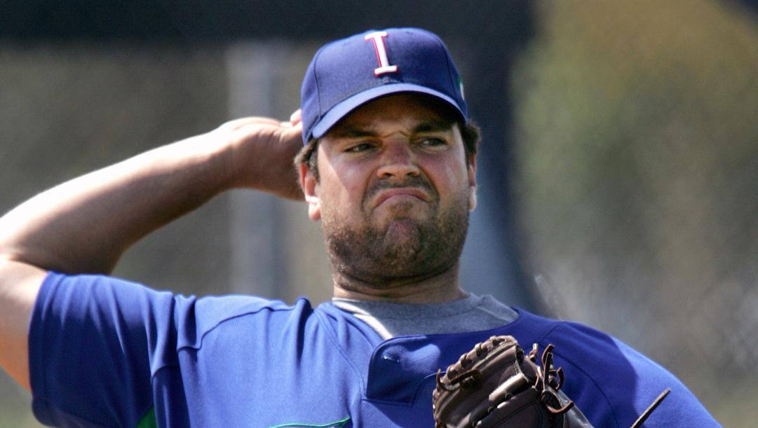 Mike Piazza, manager azzurro. Ap