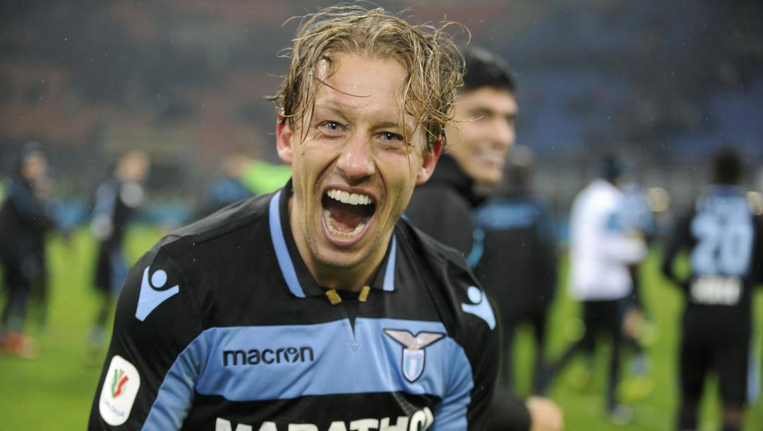 Lucas Leiva.Getty