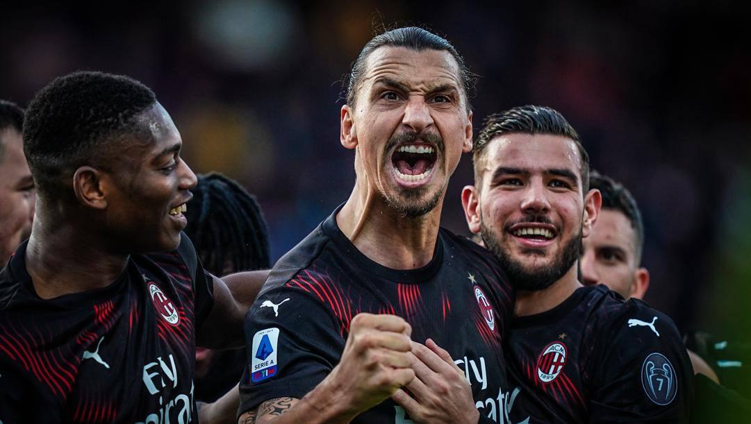 Zlatan Ibrahimovic, 38 anni, seconda avventura con il Milan LAPRESSE
