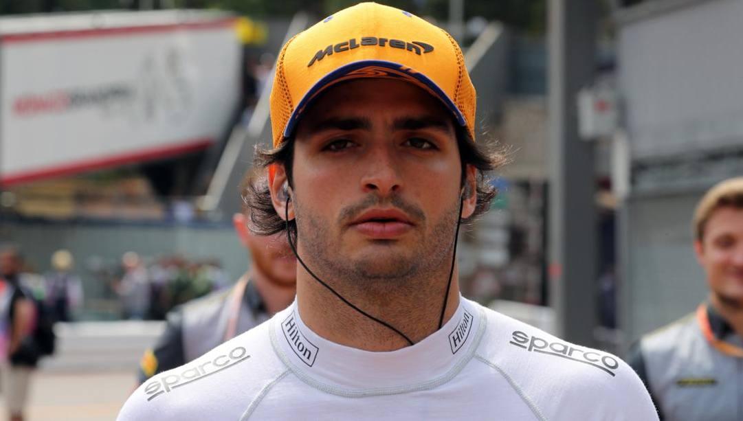 Carlos Sainz. LaPresse