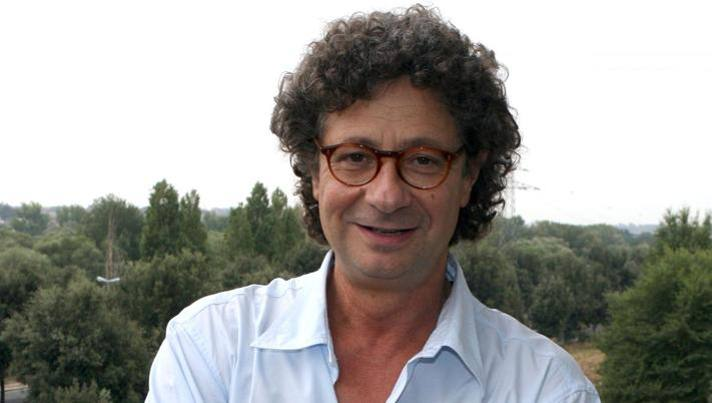 Riccardo Cucchi, storica voce di Radio Rai. Agi