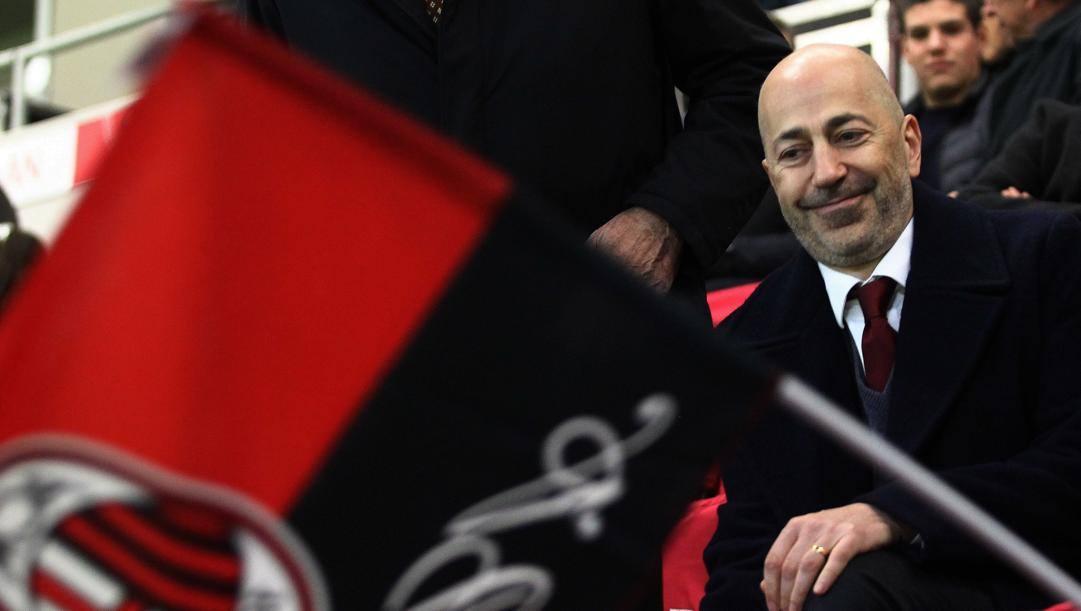 Ivan Gazidis, a.d. del Milan. Lapresse