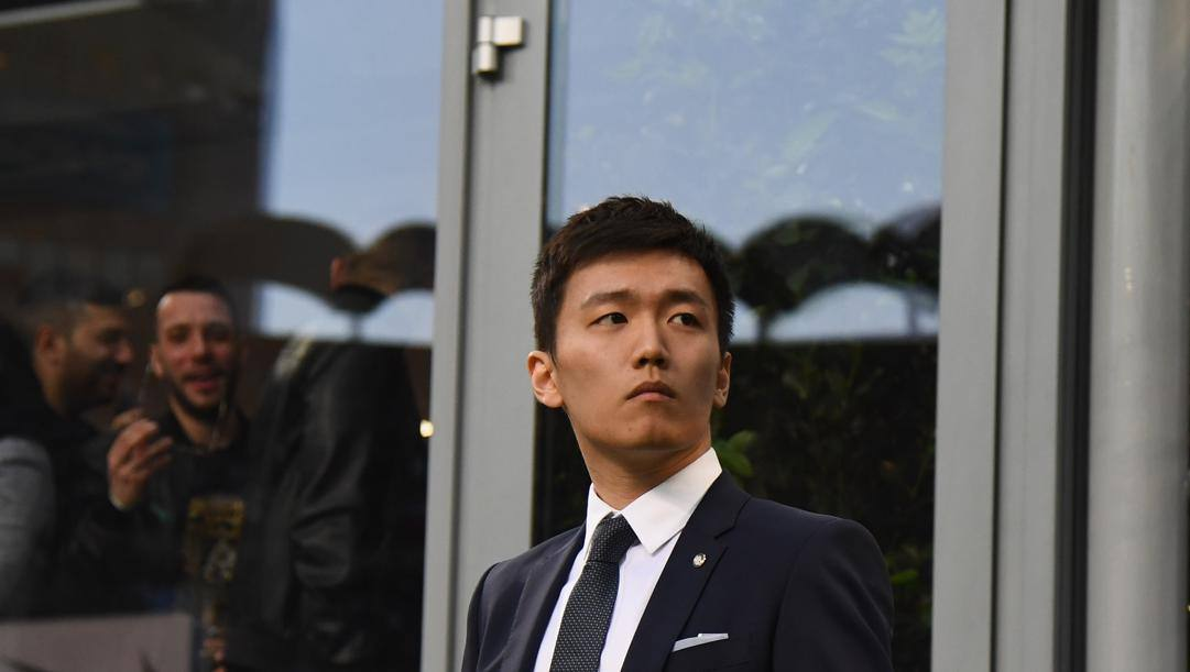 Steven Zhang, 28 anni, presidente dell'Inter