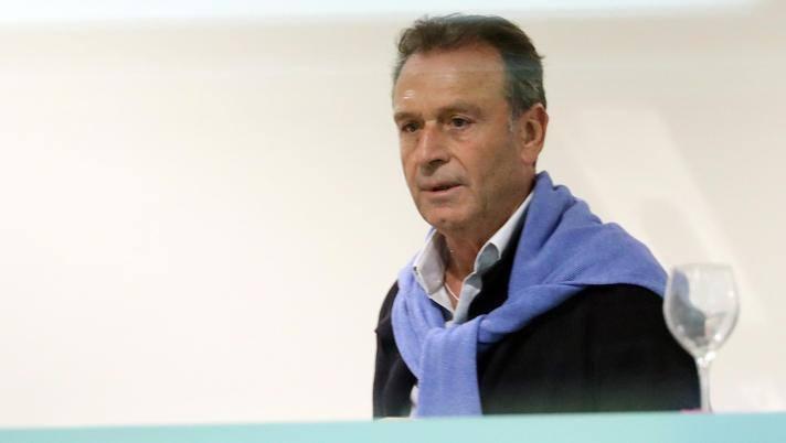 Massimo Cellino, attuale presidente del Brescia. Ansa