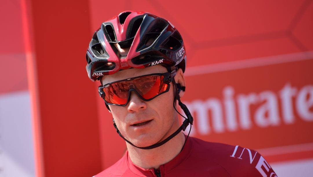 Chris Froome, 34 anni. Afp