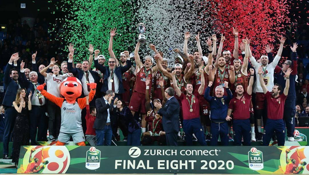 L'ultimo trofeo conclusosi in Italia, la Coppa Italia, è stato vinta da Venezia. Ciamillo