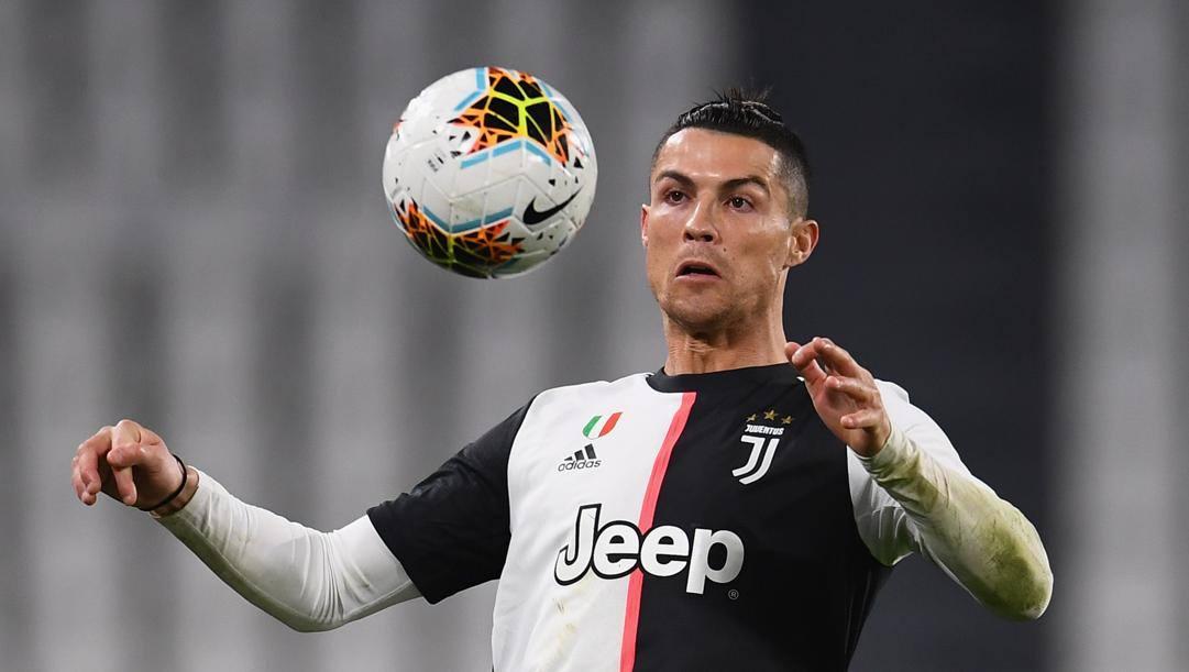 Cristiano Ronaldo, 35 anni GETTY