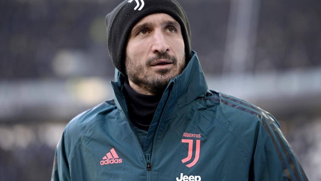 Giorgio Chiellini, 35 anni. Getty
