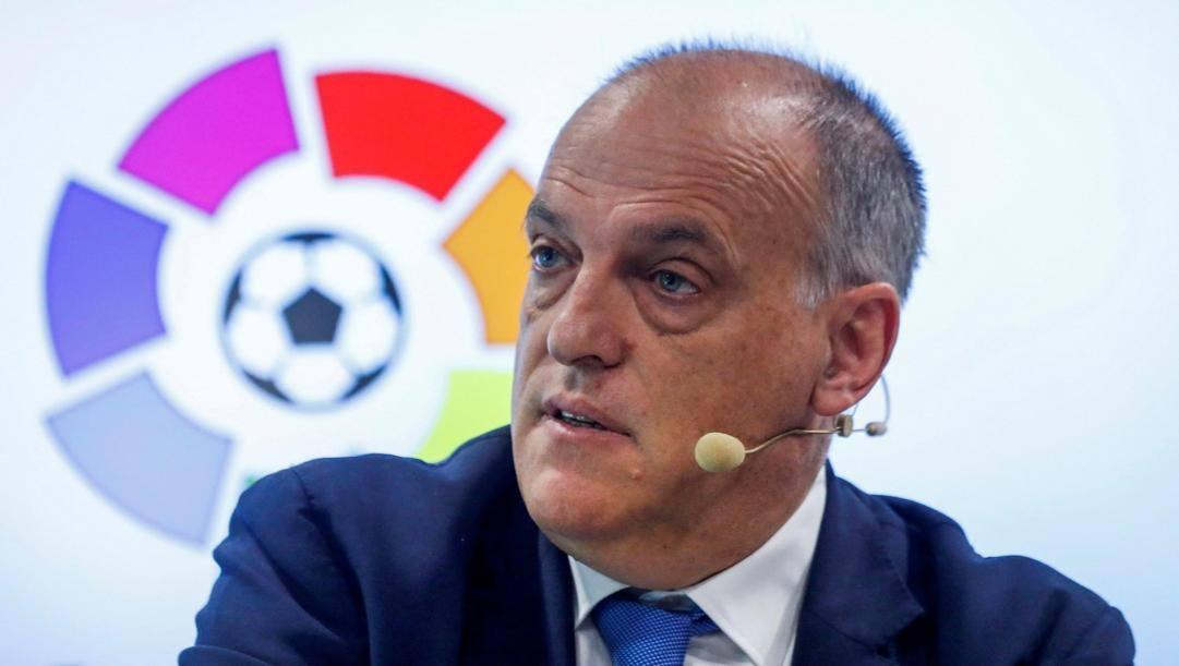 Javier Tebas. Epa