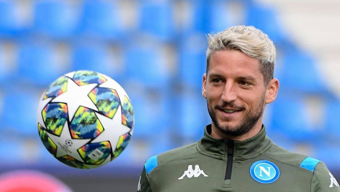 Dries Mertens, 33 anni. Afp