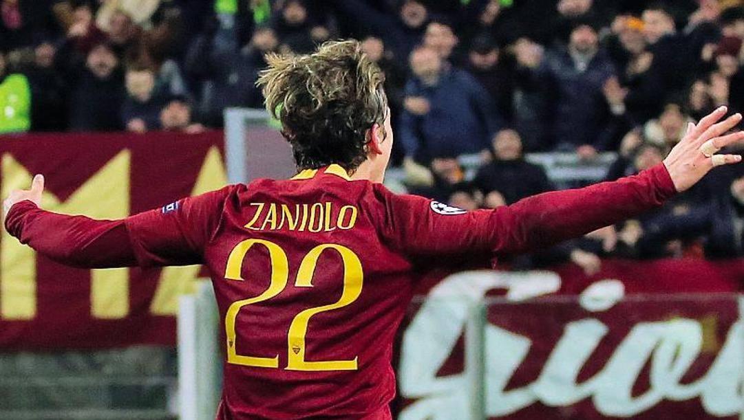 Nicolò Zaniolo, 20 anni. Mancini