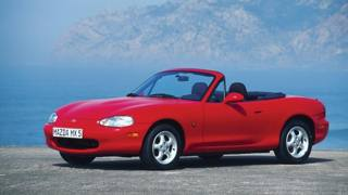 Mazda storia: le immagini dei modelli più rappresentativi
