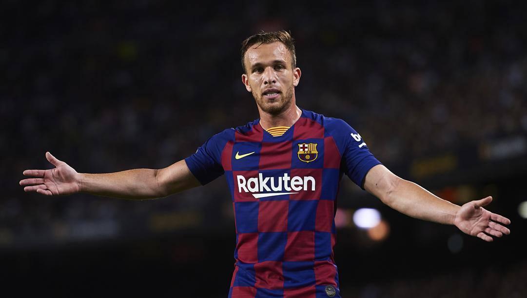 Arthur Melo, 23 anni, ora al Barça