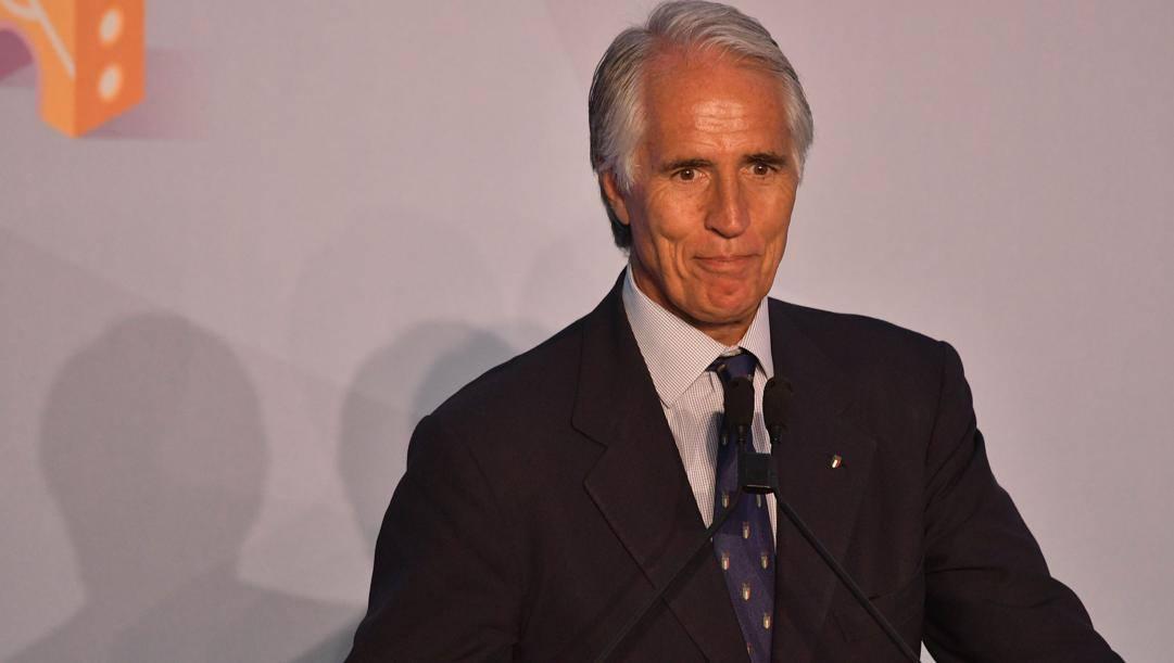 Giovanni Malagò, presidente del Coni. Lapresse