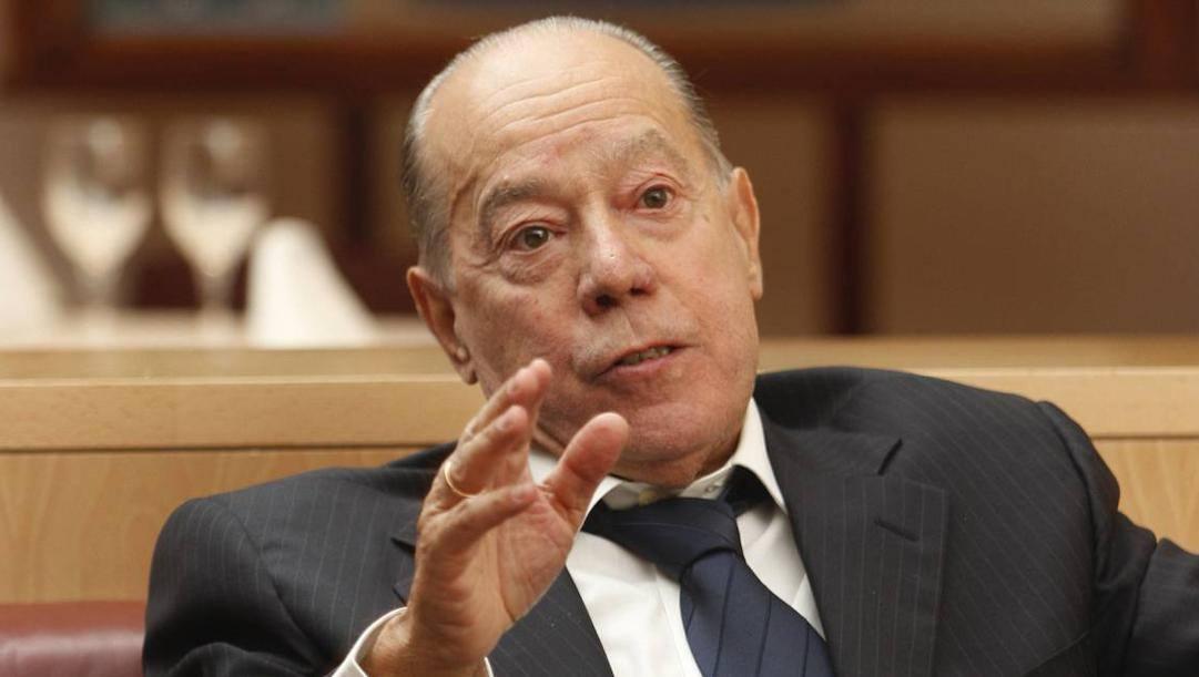 Luis Suárez Miramontes, 85 anni