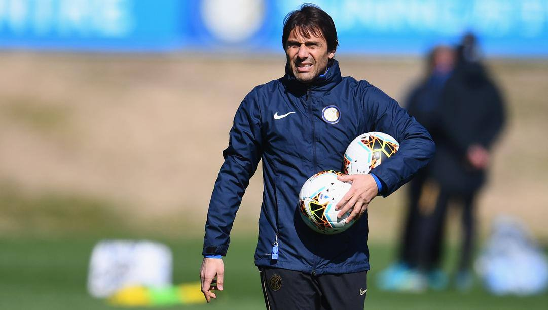 Antonio Conte, 50 anni Getty