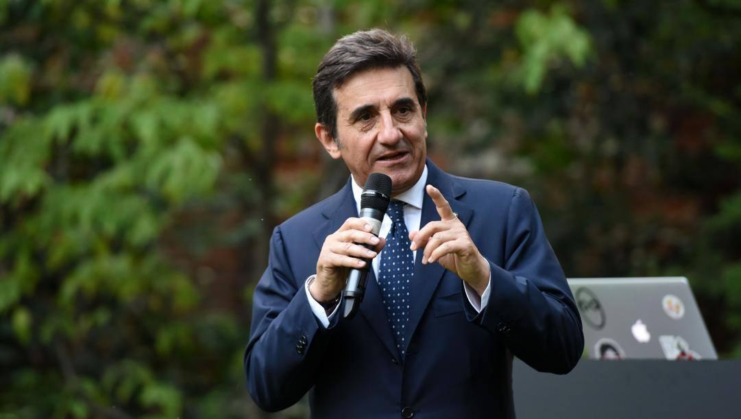 Il presidente di Rcs MediaGroup e del Torino Urbano Cairo, 63 anni oggi. ImagoEconomica