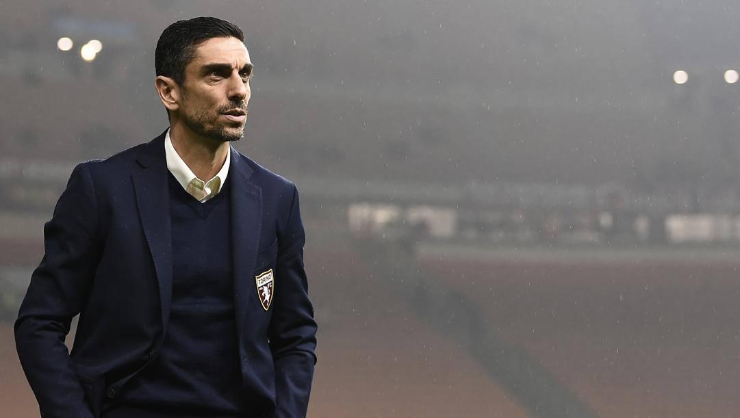Moreno Longo, 44 anni, è l'allenatore del Torino dal 4 febbraio 2020. LaPresse