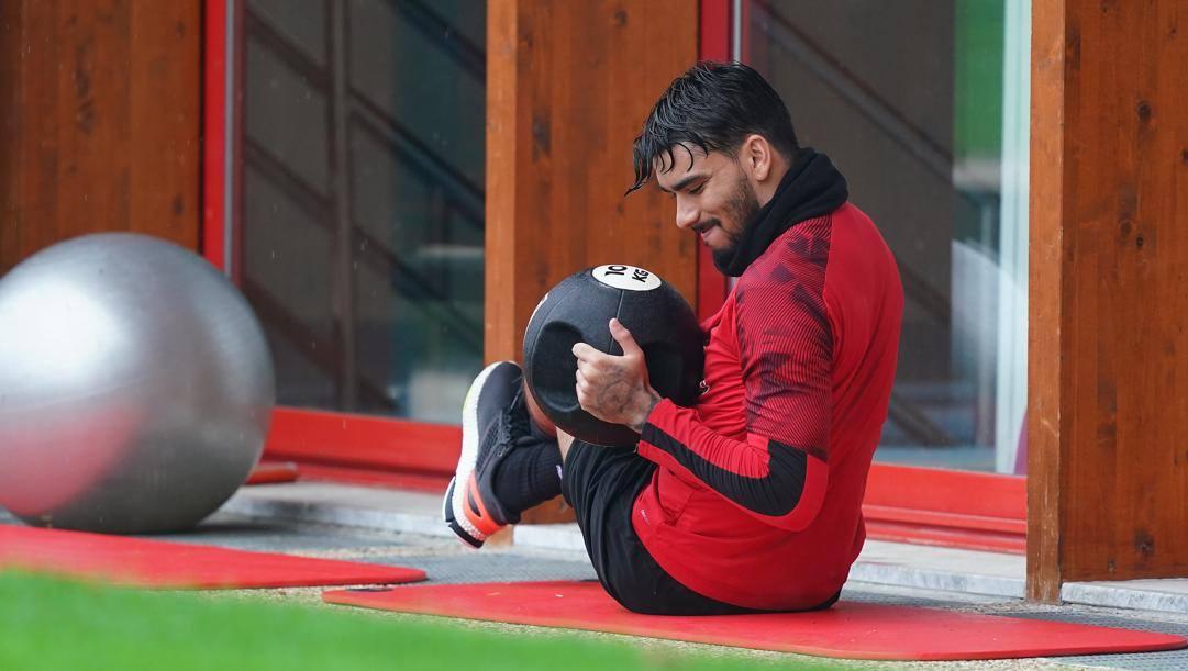 Lucas Paquetà, 22 anni, seconda stagione al Milan, LaPresse