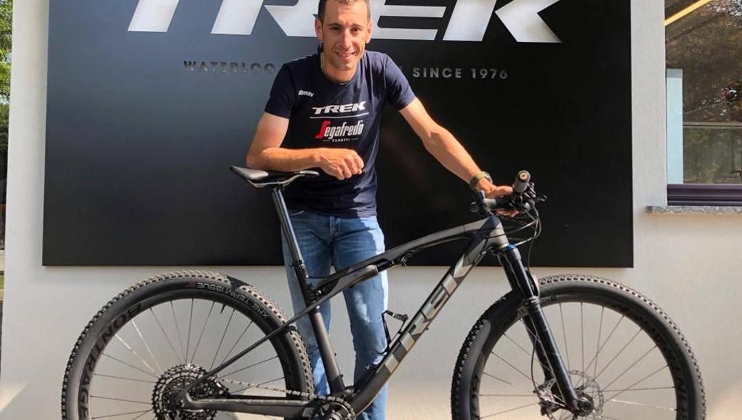 Vincenzo Nibali, 35 anni.