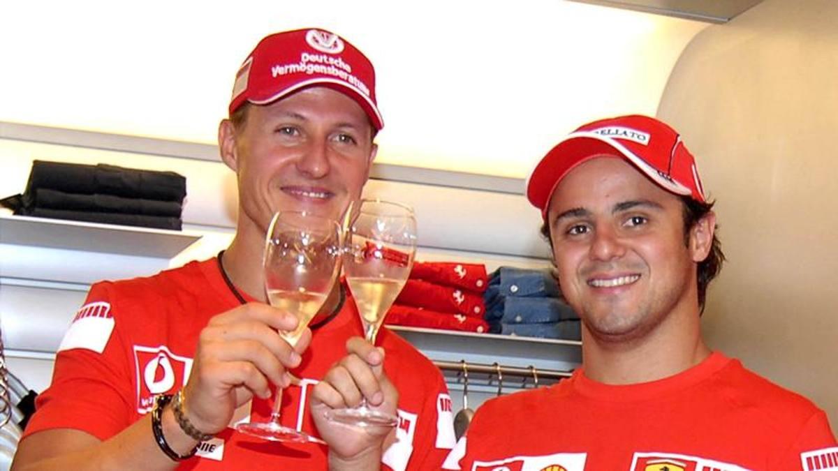 "Massa: ""So come sta Schumacher, è una situazione complicata"""