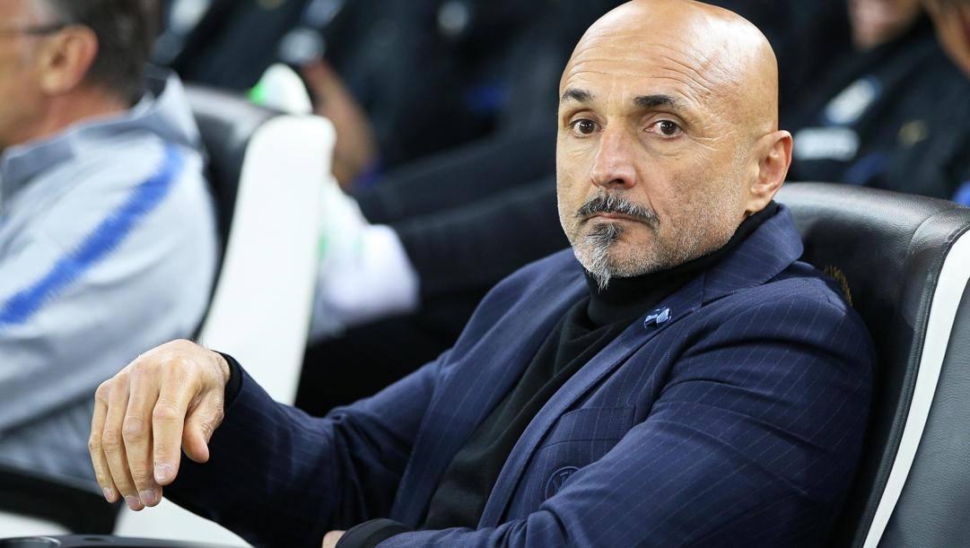 Luciano Spalletti sogna la prima esperienza in Premier League. Ansa